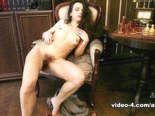 Horny pornstar in Hottest Hairy, Solo Girl porn clip
