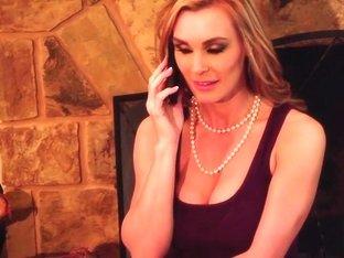 Incredible pornstars Brooklyn Lee and Tanya Tate in fabulous blonde, brazilian porn clip