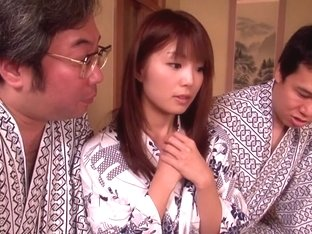 Azumi Harusaki in Entertaining Wife part 1.1