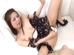 Incredible Japanese model Tsubasa Aihara in Exotic JAV uncensored Dildos/Toys movie