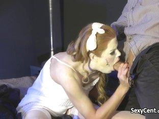 Horror doll alives for hard fucking