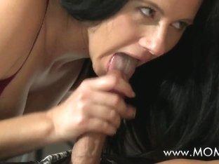 MOM Wife fucks her toyboy
