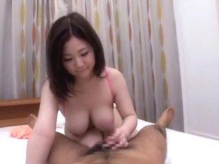 Fabulous Japanese whore Kanade Miura in Exotic Hairy, POV JAV scene