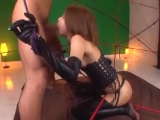 Crazy Japanese chick in Fabulous Anal, Cunnilingus JAV video