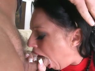 Kerry Louise will give anything for a big delicious cock