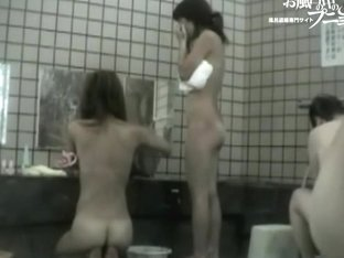 Asian beauty on spy cam in sauna and taking shower dvd 03321
