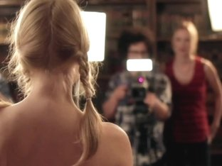 Ashley Hinshaw Naked - About Cherry (2012)