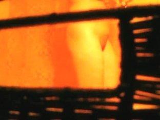 Hidden webcam filming hot couple's sexual intercourse