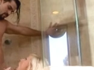 Angelina Is Getting Naughty With Niko, Her Eye Candy