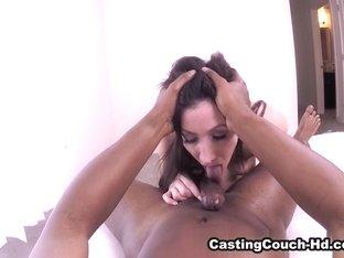CastingCouch-Hd Movie Scene: Nikki