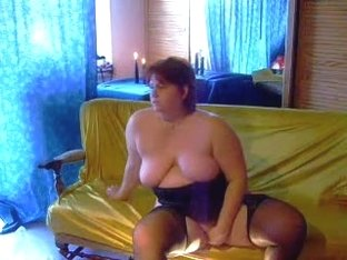 German BBW gets fucked doggystyle