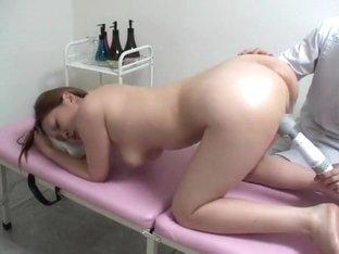 spycam wife massage orgasm