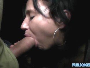 Incredible pornstar in Best Reality, Public porn clip