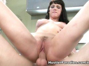 Exotic pornstar Asphyxia Noir in Incredible Hardcore, Brunette xxx video