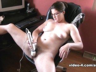 Best pornstar in Amazing Hairy, Solo Girl adult scene