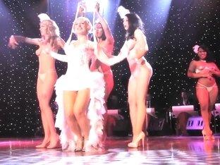 Burlesque Strip SHOW 311 Lola Van Ella Orleans Festival