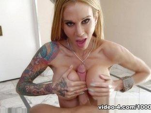 Hottest pornstar Sarah Jessie in Crazy Blowjob, MILF xxx movie