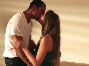 Crazy pornstar Jessie Andrews in fabulous blowjob, hairy adult clip