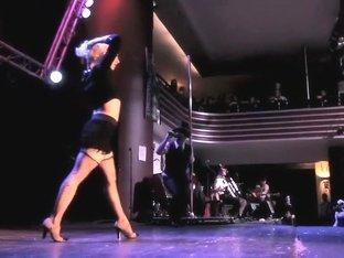 Burlesque Strip SHOW 102 Lola Van Ella Full Naked