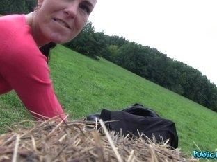 Hottest pornstar Bobbi Starr in Crazy MILF, Outdoor porn clip