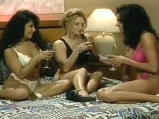 Lesbian strapon treesome - scene 138