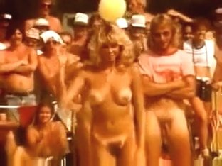 Miss Nude Contest 1970's
