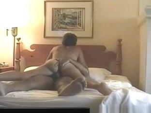 Hotel room candid cam