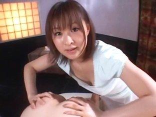 Exotic Japanese chick Yukiko Suo in Horny Blowjob, Fetish JAV video