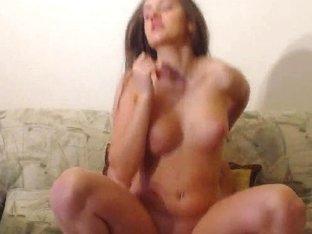 Naughty Couple Hard Fucking With Cumshot