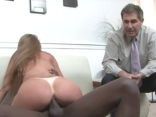 Free XXX Interracial MILF Video