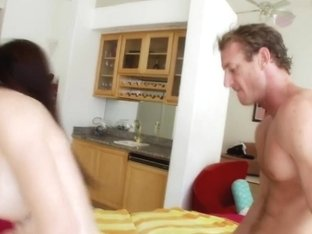 She wants a massages, gets cock too