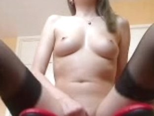 Beauty is experiencing a fresh raunchy machine for masturbation.