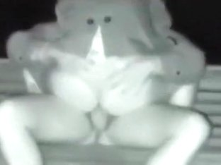 Voyeur tapes various couples having sex in the car and the park