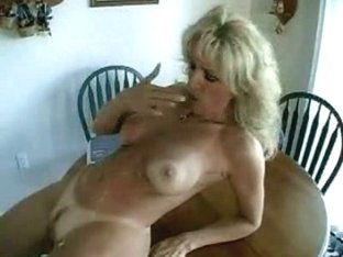 Raquel fucked on the table