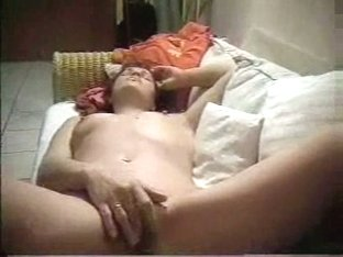 Wife Spends All Day Masturbating