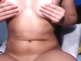 immature sexy Latina on webcam ass pussy play