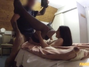 Sophie in Stranded in Spain and Fucked by Cop - FakeCop