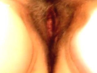 Amazing Amateur video with hairy scenes