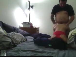 Sex with my filipina mailorder bride. had to spit on her pussy, because she was too dry.