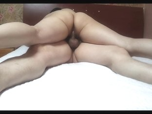 Asian fucking video with anal toying