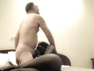 Nyomis African interracial Oral Pleasure