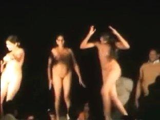 Indian Undress Dancer Angels