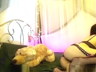 Incredible Webcam movie with Big Tits, Asian scenes