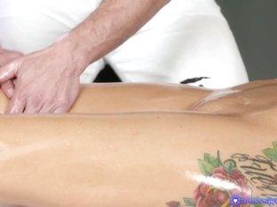 Fabulous pornstars Alicia Wild, George in Horny Tattoos, Massage adult video
