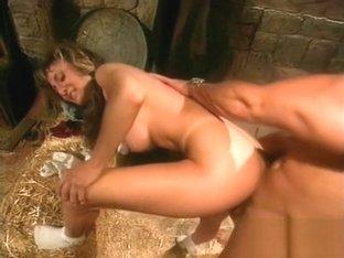 Shaena fucked in the barn