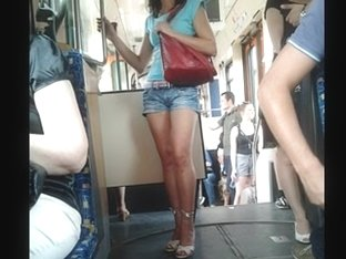 Candid Sexy Legs, Shoes, Feet collection