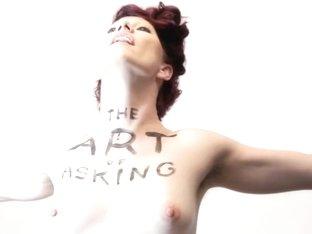 Amanda Palmer Performance Naked