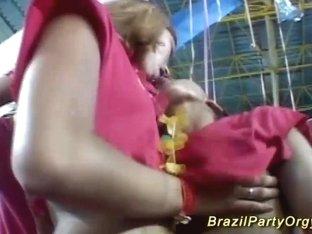 extreme brazilian wild party