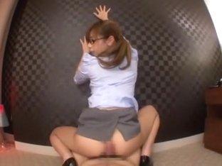 Hottest Japanese whore Kaori Sakura in Horny Facial, Handjobs JAV clip