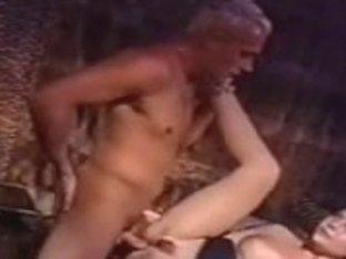 Jessica sucks veiny euro cock in nice hardcore video